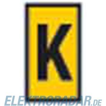 HellermannTyton Kennzeichnungsclip WIC3-K-PA-YE-C1