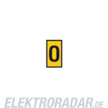 HellermannTyton Kennzeichnungsclip WIC3-O-PA-YE-C1