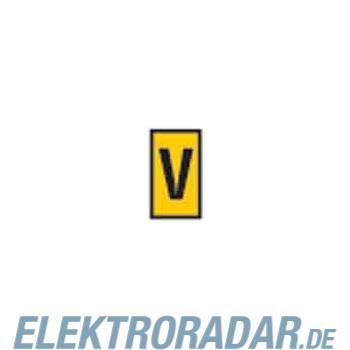HellermannTyton Kennzeichnungsclip WIC3-V-PA-YE-C1