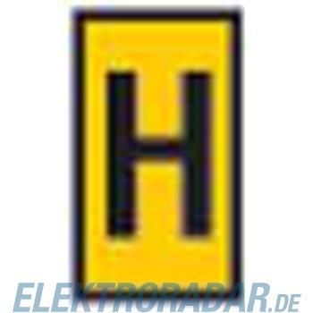HellermannTyton Tülle HODS85-H-PVC-YE-M4