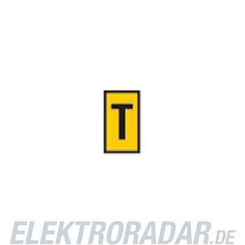 HellermannTyton Kennzeichnungstülle HODS85-T-PVC-YE-M4