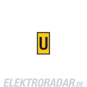 HellermannTyton Kennzeichnungstülle HODS85-U-PVC-YE-M4