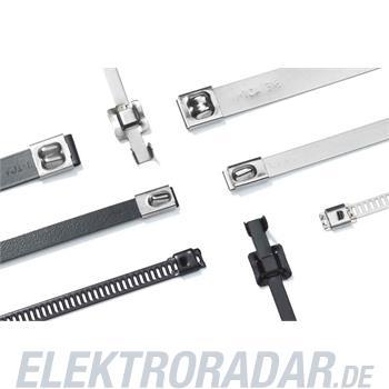 HellermannTyton Metallkabelbinder MAT8SS7-SS-NA-C1
