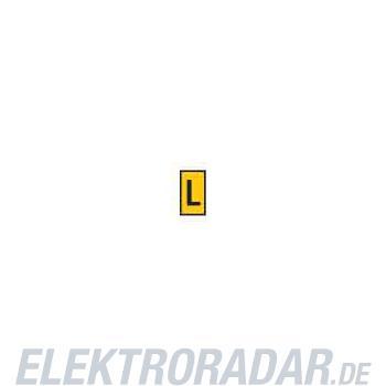 HellermannTyton Wic Kennzeichnungsclip WIC1-L-PA-YE-T1