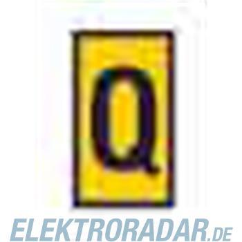 HellermannTyton Wic Kennzeichnungsclip WIC1-Q-PA-YE-T1