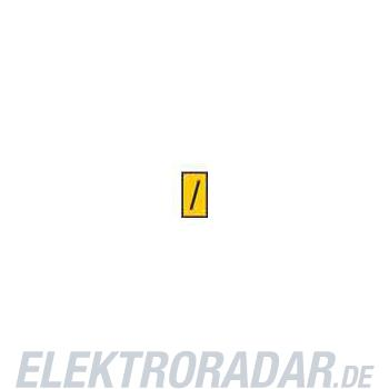 HellermannTyton Wic Kennzeichnungsclip WIC1-/-PA-YE-T1
