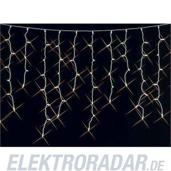 Hellum Glühlampenwer Eis-Lichtvorhang 511505