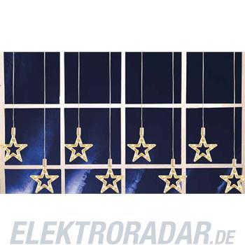 Hellum Glühlampenwer Sternenkette 10tlg. 506013