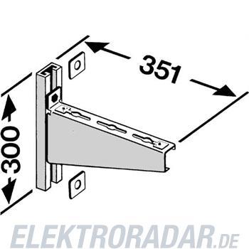 Hensel Wandkonsole KT WK 40