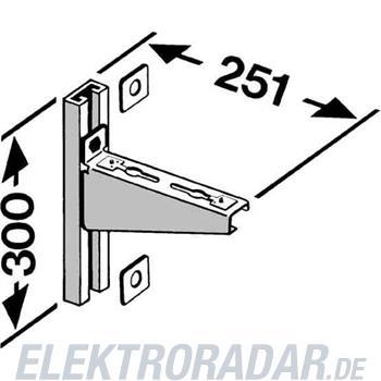 Hensel Wandkonsole KT WK 20