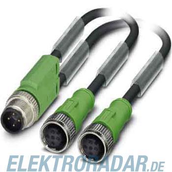 Phoenix Contact Sensor-/Aktor-Kabel SAC-3P-M12Y #1668959