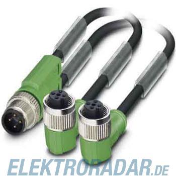 Phoenix Contact Sensor-/Aktor-Kabel SAC-3P-M12Y #1669000