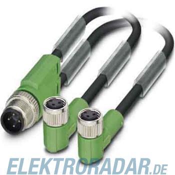 Phoenix Contact Sensor-/Aktor-Kabel SAC-3P-M12Y #1671373