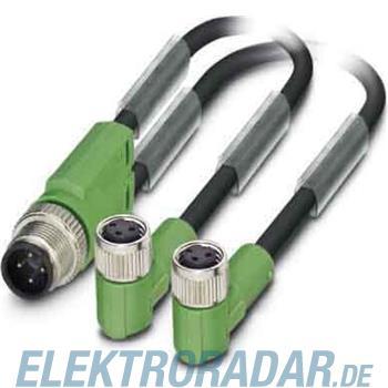 Phoenix Contact Sensor-/Aktor-Kabel SAC-3P-M12Y #1671399
