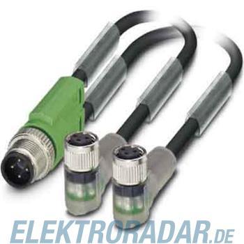 Phoenix Contact Sensor-/Aktor-Kabel SAC-3P-M12Y #1671412