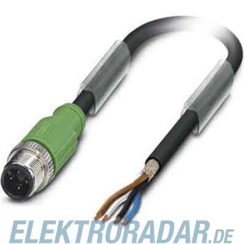 Phoenix Contact Sensor-/Aktor-Kabel SAC-4P-M12M #1682647