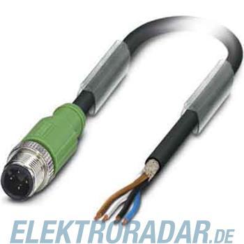 Phoenix Contact Sensor-/Aktor-Kabel SAC-4P-M12M #1682715