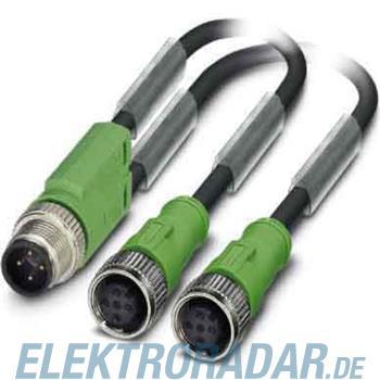 Phoenix Contact Sensor-/Aktor-Kabel SAC-4P-M12Y #1510722