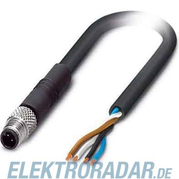 Phoenix Contact Sensor-/Aktor-Kabel SAC-4P-M5MS/ 5,0-PUR