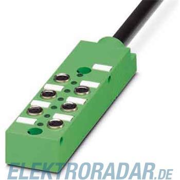 Phoenix Contact Sensor-/Aktor-Box SACB- 6/3-L #1516030