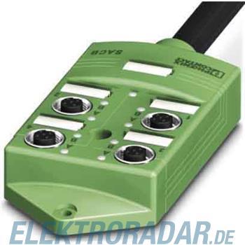 Phoenix Contact Sensor-/Aktor-Box SACB-4/ 4-1 #1516975