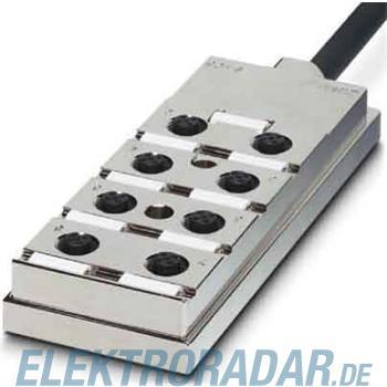 Phoenix Contact Sensor-/Aktor-Box SACB-4/ 8- 5,0PUR SH