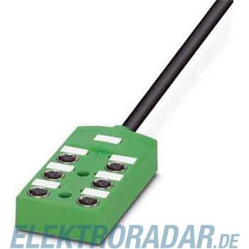 Phoenix Contact Sensor-/Aktor-Box SACB-6/ 6-1 #1517013