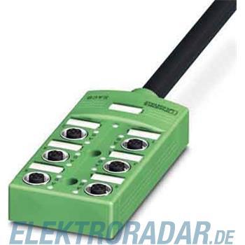 Phoenix Contact Sensor-/Aktor-Box SACB-6/12- #1517026