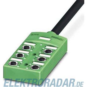 Phoenix Contact Sensor-/Aktor-Box SACB-6/12-1 #1517039