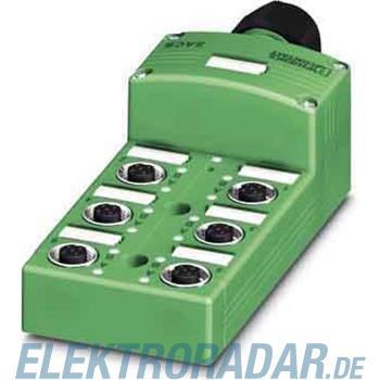 Phoenix Contact Sensor-/Aktor-Box SACB-6/12-L #1537116