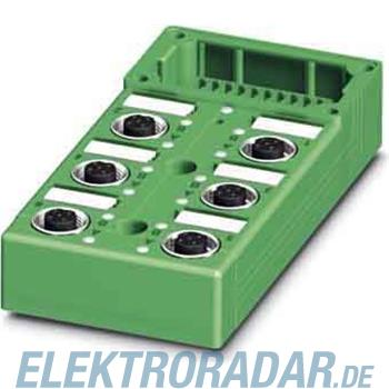 Phoenix Contact Sensor-/Aktor-Box-Grundgeh SACB-6/12-L-C GG SCO