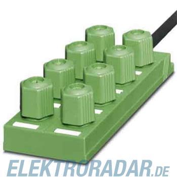 Phoenix Contact Sensor-/Aktor-Box SACB-8Q/4P-10,0PUR