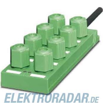Phoenix Contact Sensor-/Aktor-Box SACB-8Q/4P-L-10,0PUR