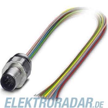 Phoenix Contact Sensor-/Aktor-Wanddurchfüh SACC-EC-M12 #1513787