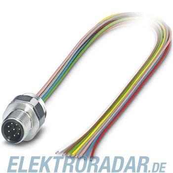 Phoenix Contact Sensor-/Aktor-Wanddurchfüh SACC-EC-M12 #1554636