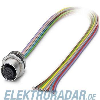 Phoenix Contact Sensor-/Aktor-Wanddurchfüh SACC-E-FS-1 #1556252