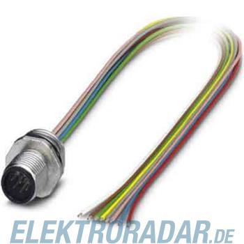 Phoenix Contact Sensor-/Aktor-Wanddurchfüh SACC-E-M12M #1513774