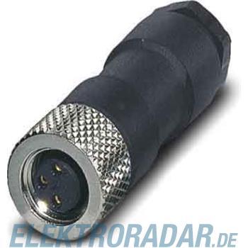 Phoenix Contact Sensor-/Aktor-Stecker SACC-M 8FS-4CON-M