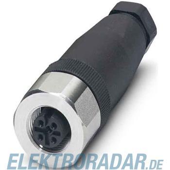 Phoenix Contact Sensor-/Aktor-Stecker SACC-M12FS- #1553242