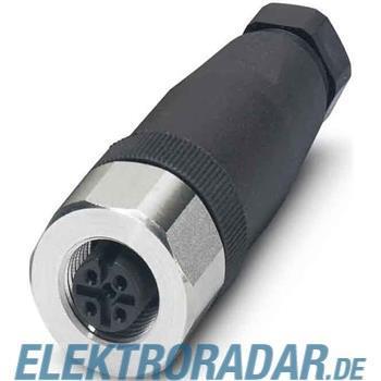 Phoenix Contact Sensor-/Aktor-Stecker SACC-M12FS- #1553255