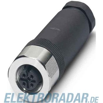 Phoenix Contact Sensor-/Aktor-Stecker SACC-M12FS- #1553268