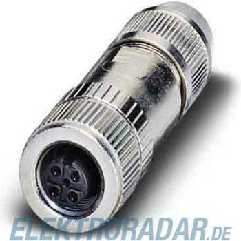 Phoenix Contact Sensor-/Aktor-Stecker SACC-M12FS-4SC SH