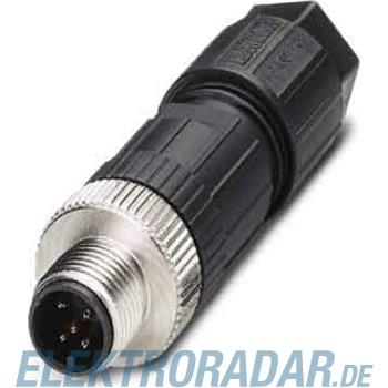 Phoenix Contact Sensor-/Aktor-Stecker SACC-M12MS-4SC
