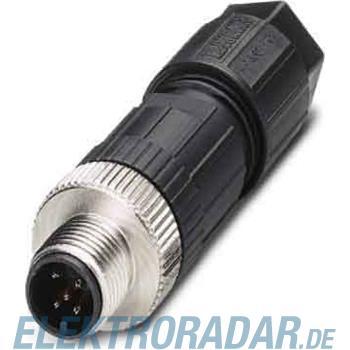 Phoenix Contact Sensor-/Aktor-Stecker SACC-M12MS-5SC