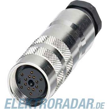 Phoenix Contact Sensor-/Aktor-Stecker SACC-M16FS-14CON-M