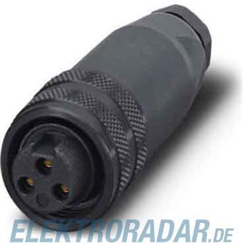 Phoenix Contact Sensor-/Aktor-Stecker SACC-MINFS-3CON-PG 9