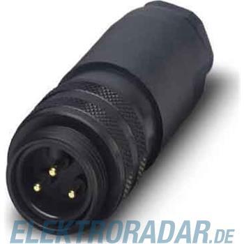 Phoenix Contact Sensor-/Aktor-Stecker SACC-MINMS-3CON-PG13