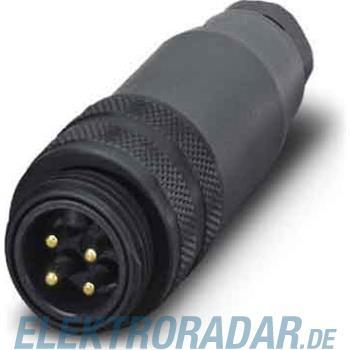 Phoenix Contact Sensor-/Aktor-Stecker SACC-MINMS-4CON-PG 9
