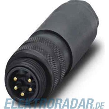 Phoenix Contact Sensor-/Aktor-Stecker SACC-MINMS-5CON-PG13