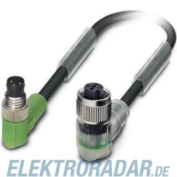 Phoenix Contact Sensor-/Aktor-Kabel, 3-pol SAC-3P-M8MR #1682498